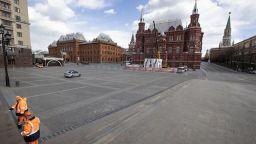 Кметът на Москва пусна всички столичани в отпуск заради Covid-19
