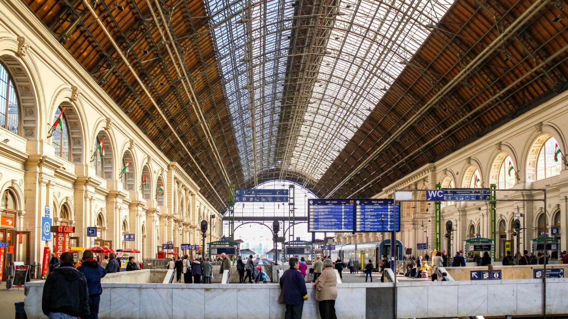 Унгария и Китай сключиха сделка за кредитиране на жп проекта Будапеща-Белград