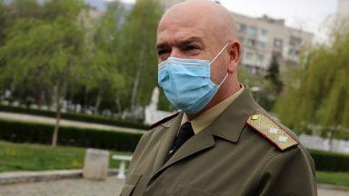 Ген. Мутафчийски: Борисов се убеди, че съм силен характер, не винаги се съгласявам с него