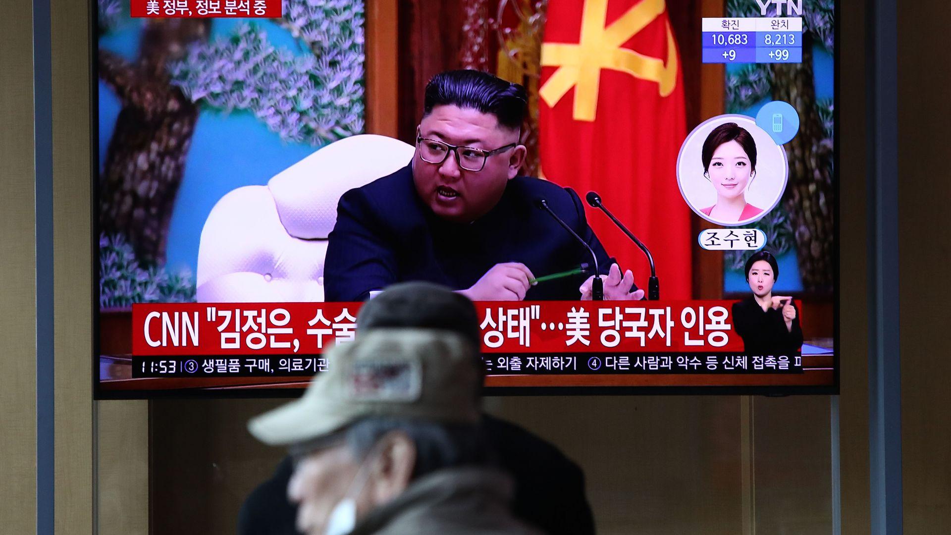 Сателит засякъл влака на Ким Чен-ун във ваканционната му резиденция