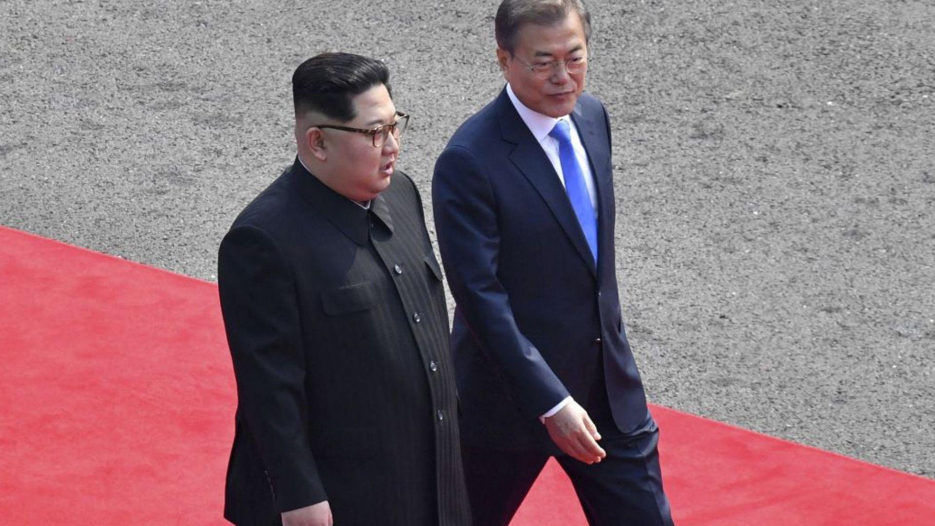 Южна Корея: Севернокорейският лидер Ким Чен-ун е жив и здрав
