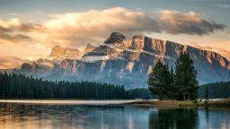 Вълнуващата красота на магическите пейзажи на Канада