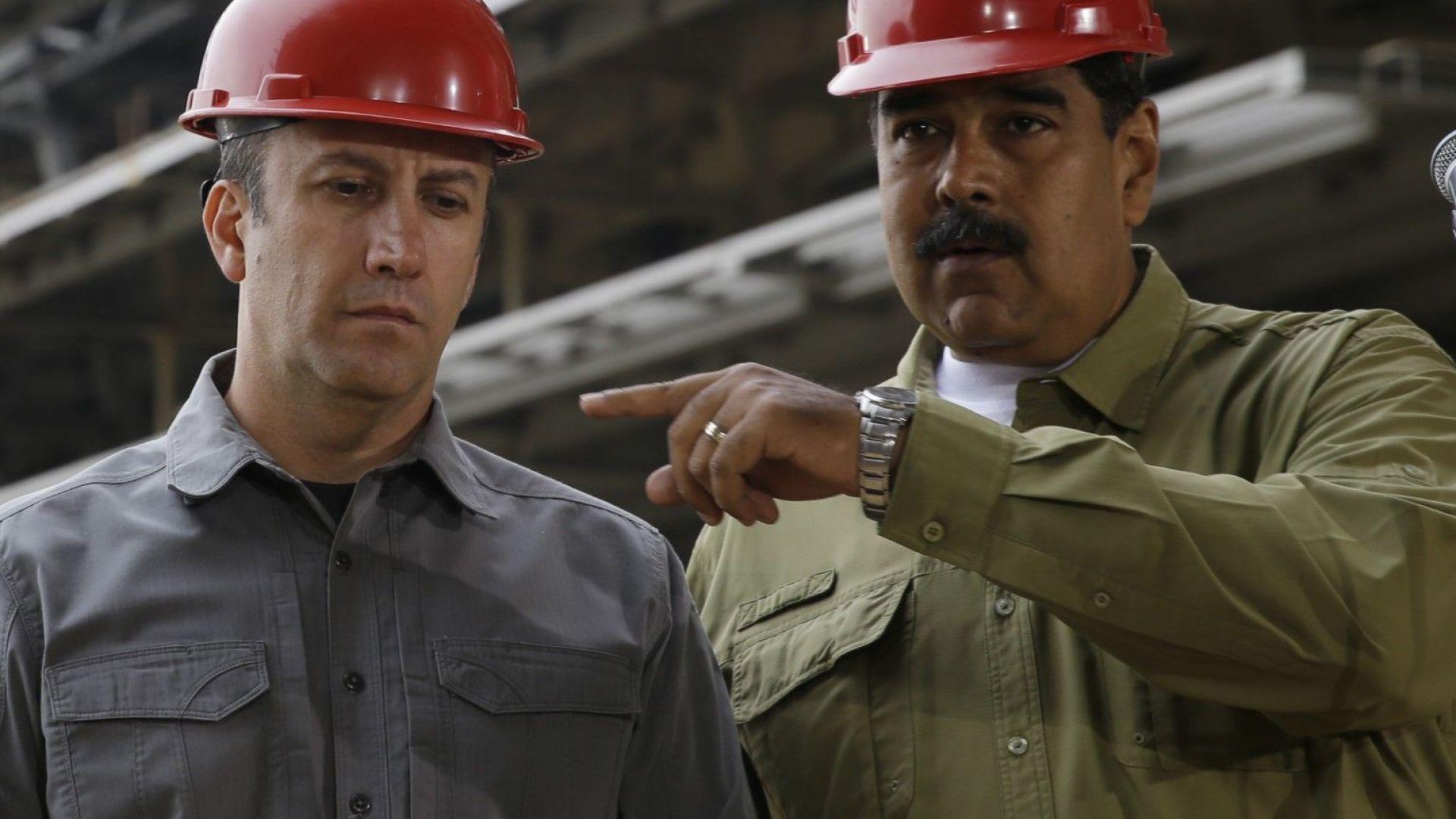 Издирван от САЩ за наркотрафик стана министър на петрола във Венецуела