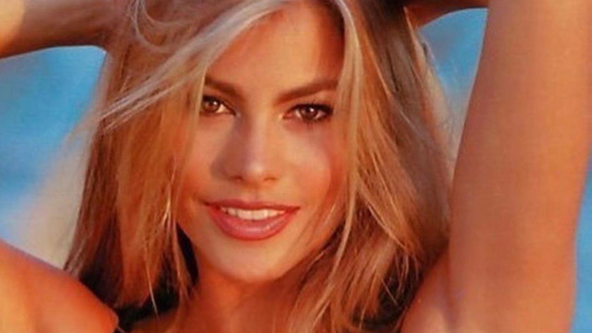 София Вергара засенчи по бикини 27-годишната си племенница
