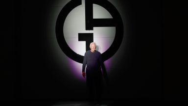 Джорджо Армани за кризата и модата:  За първи път забавих темпото!