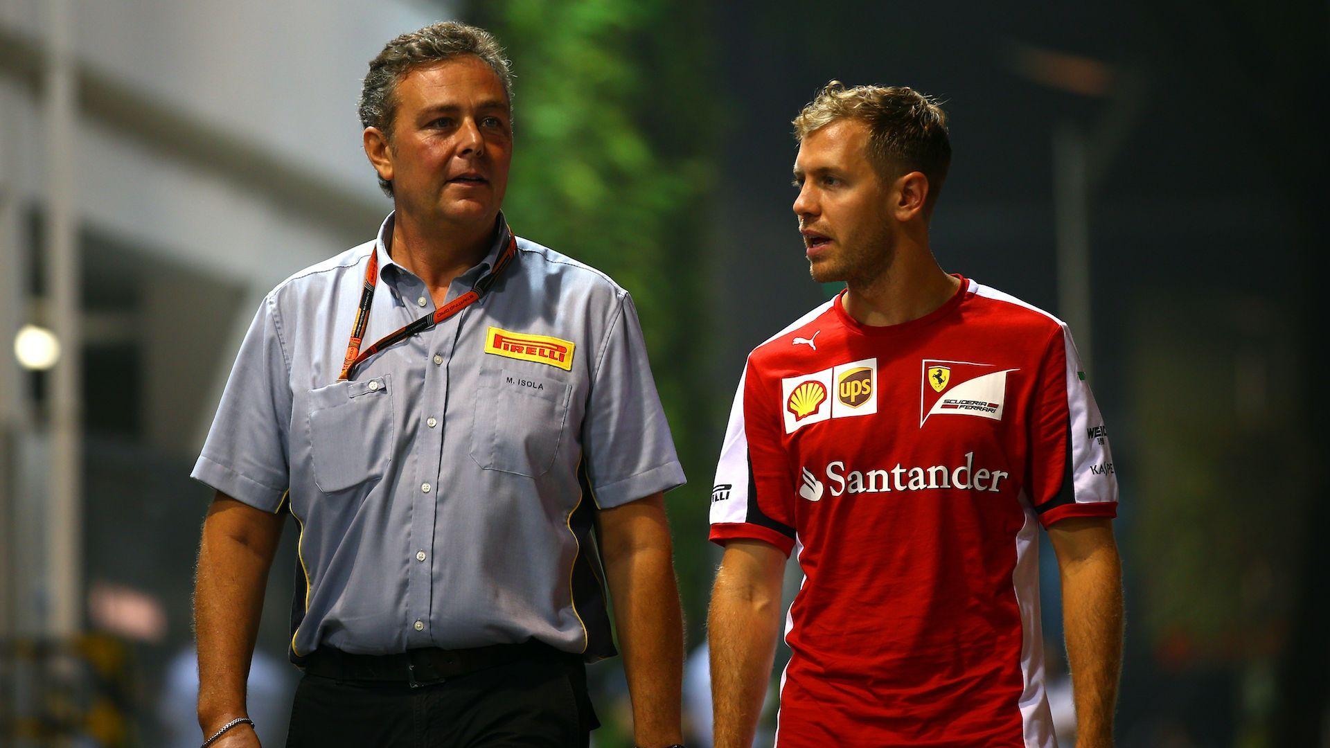 Шеф от Формула 1 на първа линия срещу COVID-19
