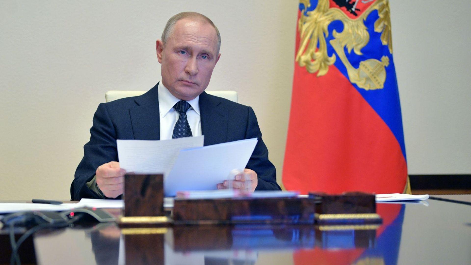 Путин може да се кандидатира за нов президентски мандат