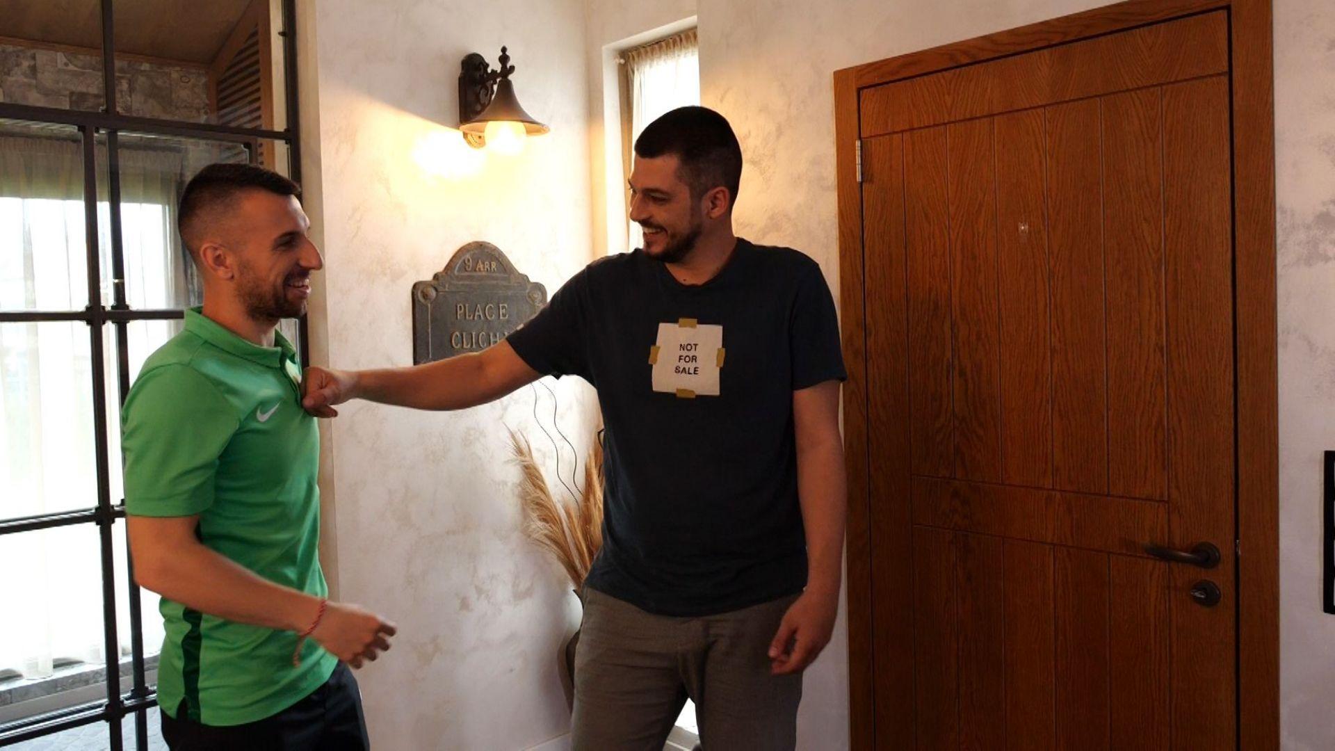 Съни Дяков - един ретро модел в българския футбол