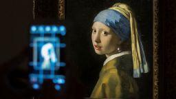 """Нови разкрития около """"Момичето с перлената обица"""" на Вермер"""