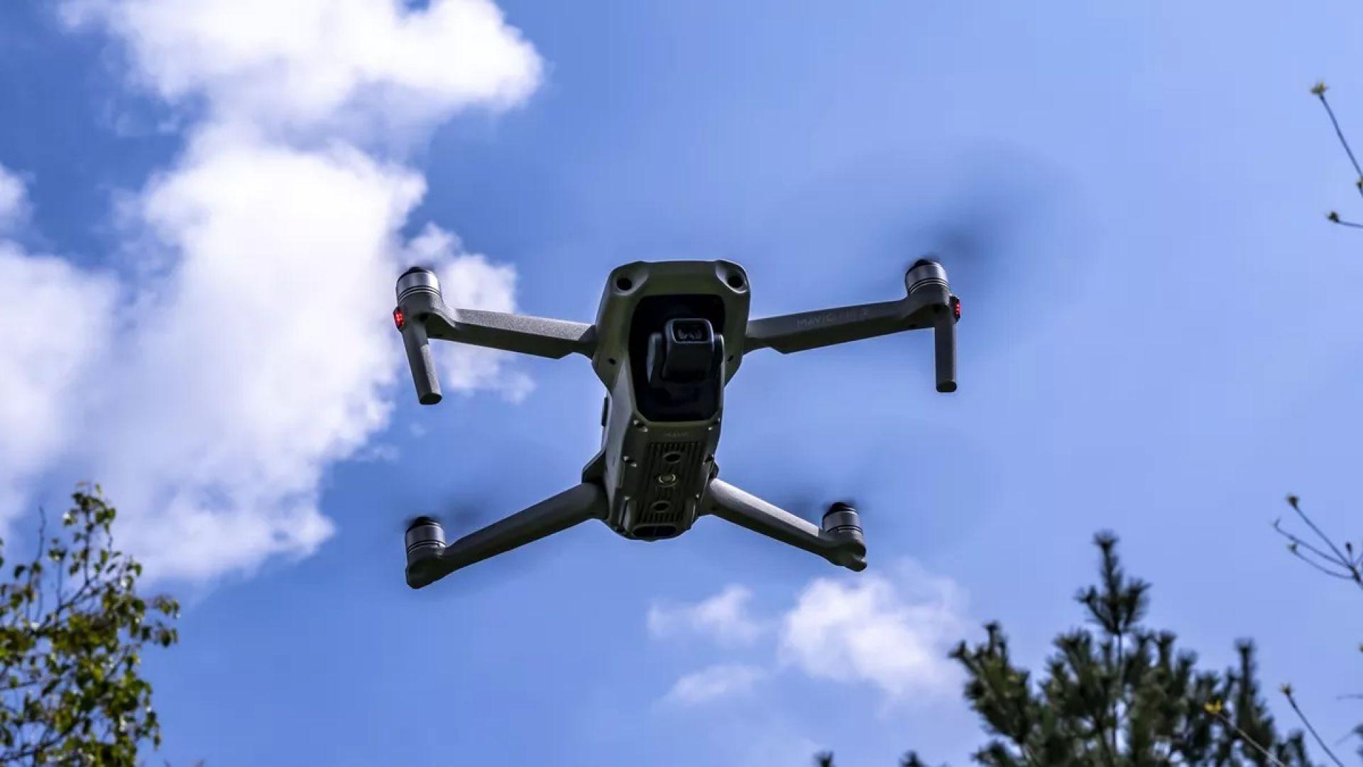 DJI представи новия си дрон