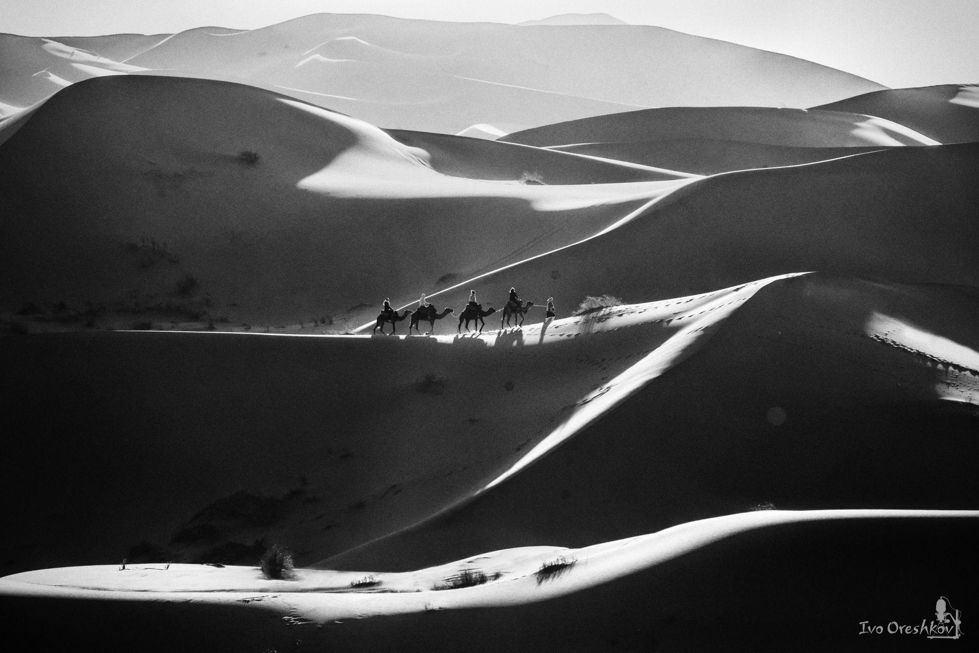 Сахара като от приказка на Шехерезада