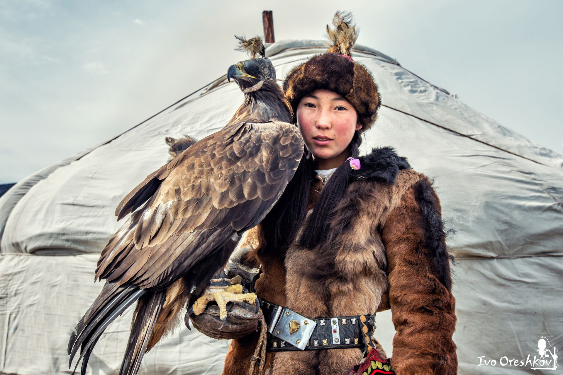 Монголското момиче