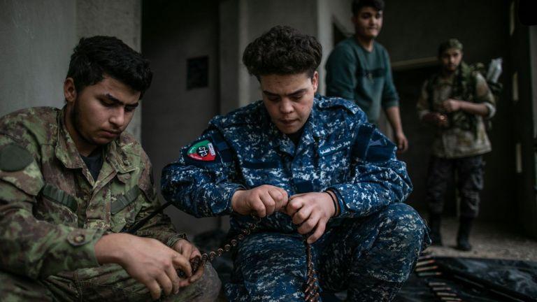 Армията на Хафтар свали два турски безпилотни самолета южно от Триполи