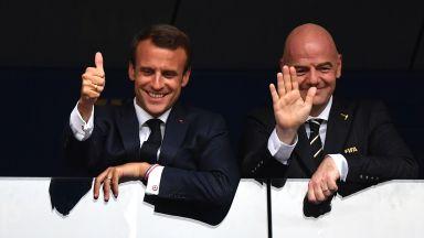 Франция призова цяла Европа да последва примера й