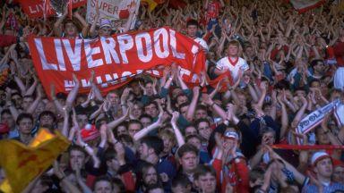 Незабравимият последен ден на най-култовата футболна трибуна (Видео)
