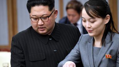 Малката сестра на Ким – бъдещият държавен глава?