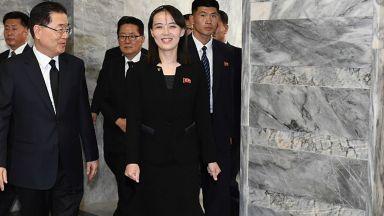 Красивият и тих диктатор Ким Йо Чен, вероятният наследник в Северна Корея (снимки)