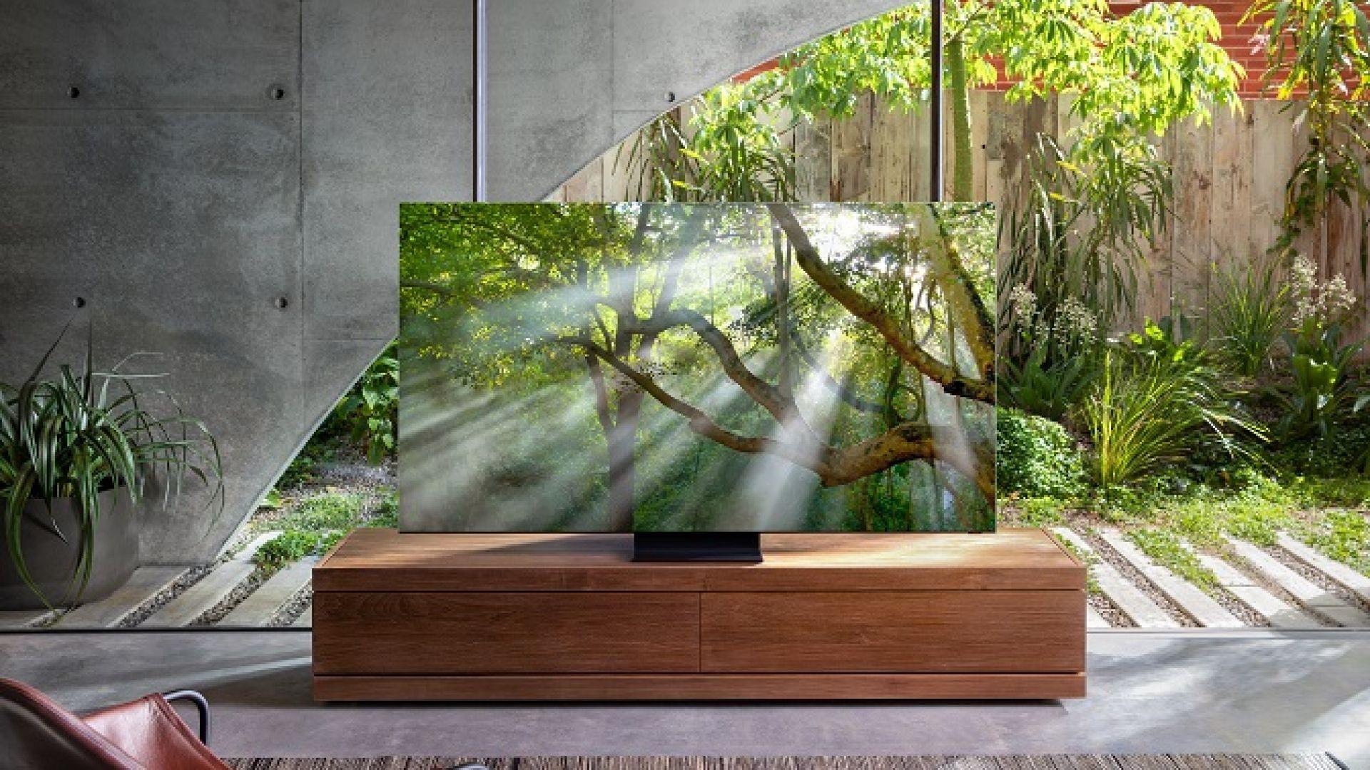 QLED телевизорите на Samsung са първите с важен сертификат за безопасност