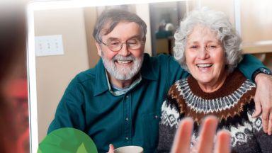 Удобството да се получава пенсия на банкомат