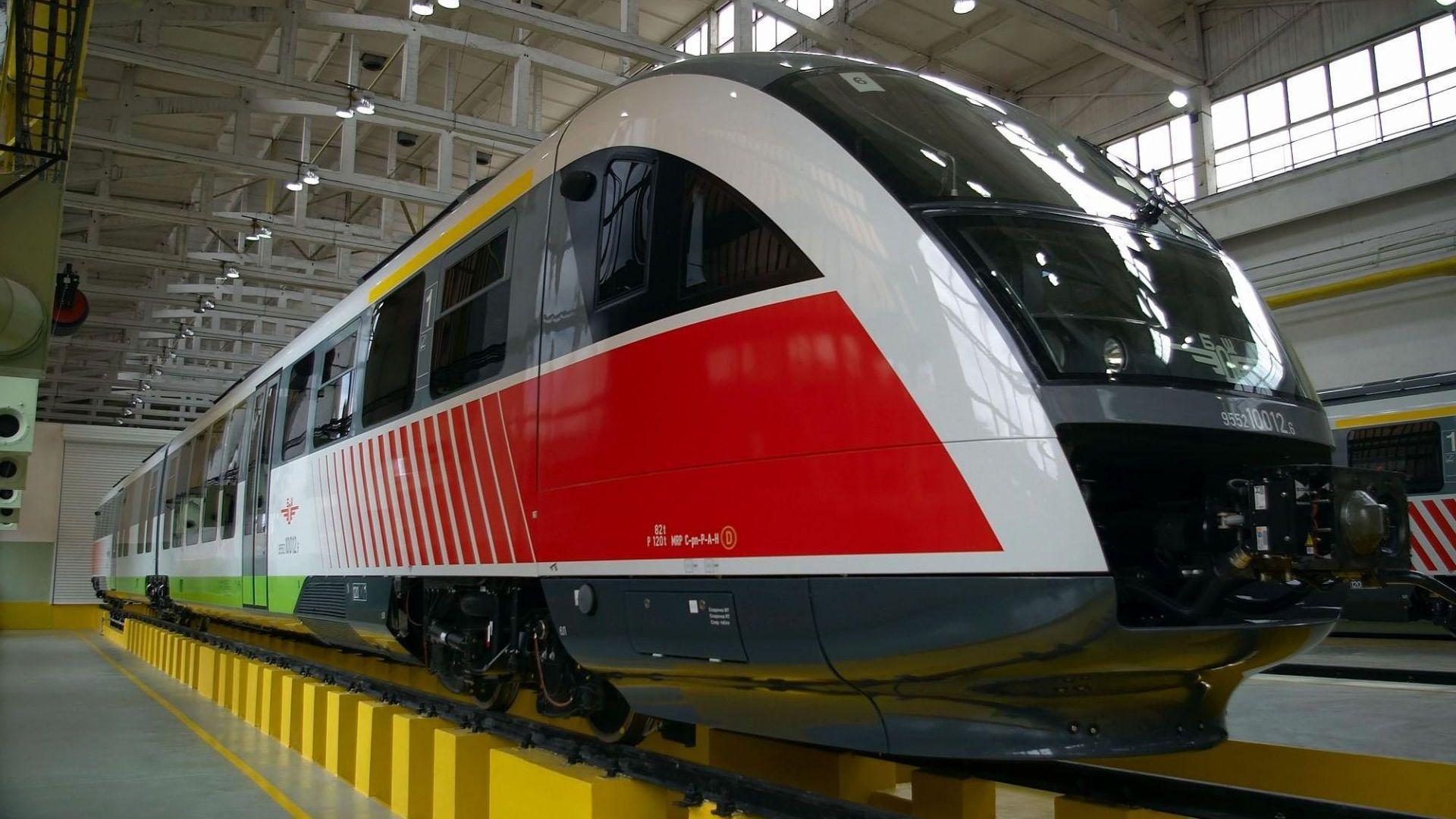 """ДЗЗД """"Сименс Трон"""" ще достави новите локомотиви за БДЖ, струват 55,5 млн. лв. без ДДС"""
