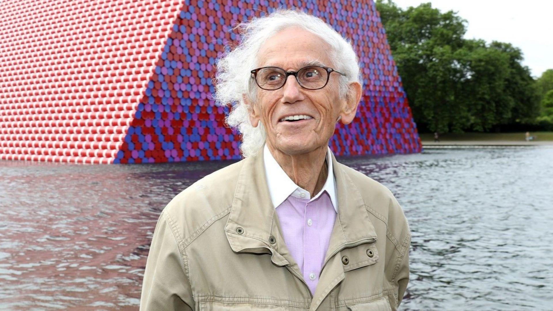Световноизвестният художник, роден в България, Христо Явашев - Кристо почина