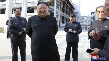 Путин награди Ким Чен-ун с руски почетен медал