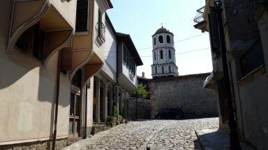 Пловдив се размина с незначителни щети от труса
