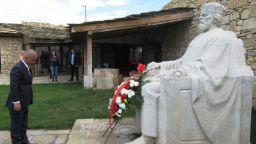 Уникалният комплекс Дворът на кирилицата стана на 5 години