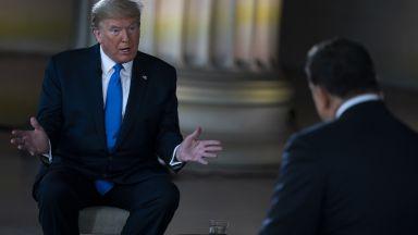 Доналд Тръмп посочи нов праг на жертвите от Covid-19 в САЩ - 100 000