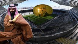 Нищо няма да спре Саудитска Арабия да нахлуе с милиардите си във футбола