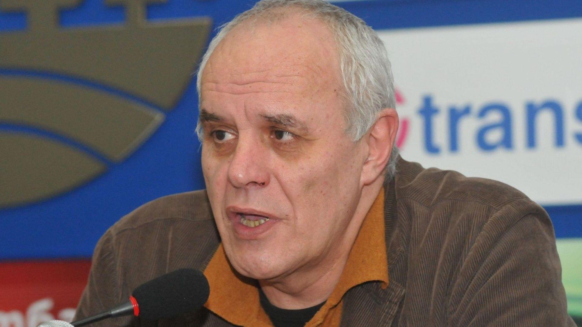 Андрей Райчев: Трябва нов премиер, който да има доверие и на Борисов, и на Радев