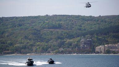 Изтребители, хеликоптери и бойни кораби: Започва тактическото учение на ВМС