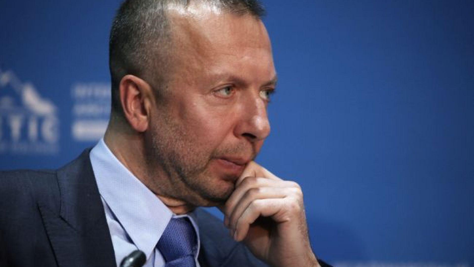 Дмитрий Босов, когото тази година сп.