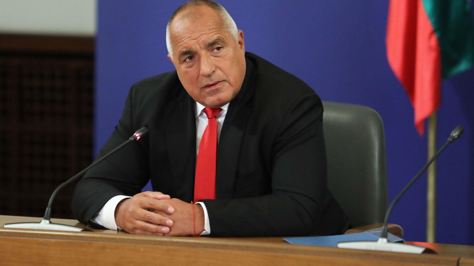 Борисов за 1 юни: ГЕРБ предлага по 250 лв. на нуждаещи се семейства с деца, записани в 8-и клас