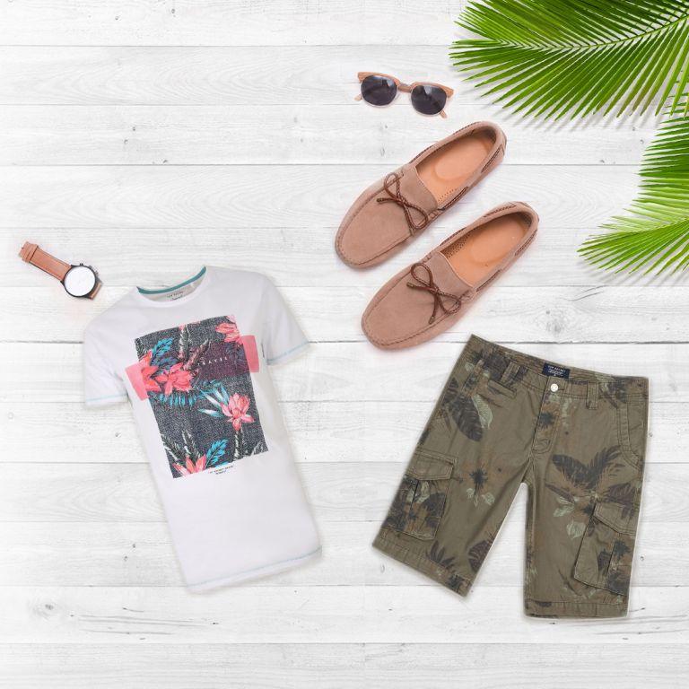 Тениски и мокасини за мъжете - стъпвай леко