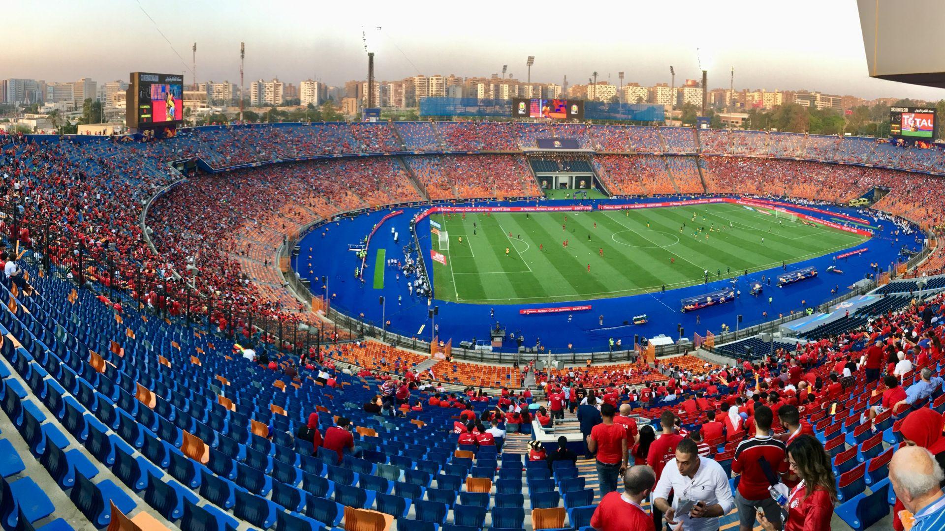 Стадион в Кайро е избран за най-красив в света