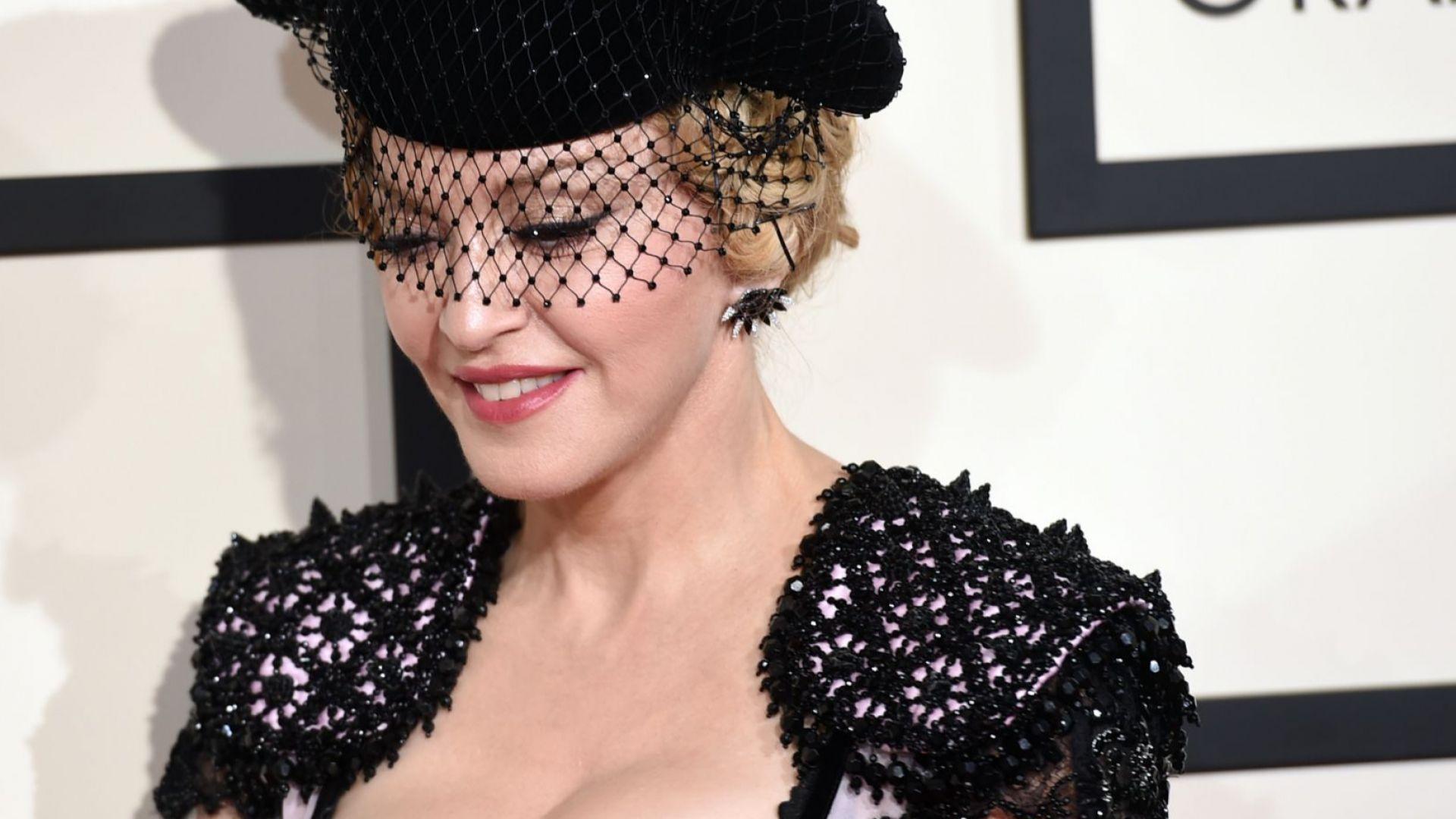 Мадона потвърди, че била заразена с Covid-19 във Франция