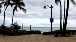 Изолирани от океана: Хаваите и коронавирусът (снимки)