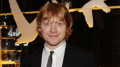 Рупърт Гринт от филмите за Хари Потър стана баща за първи път