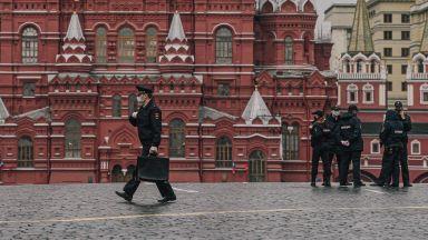 В Москва предотвратиха бомбен атентат