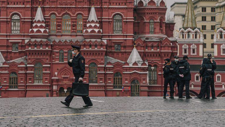 Руските служби за сигурност осуетиха днес терористично бомбено нападение в