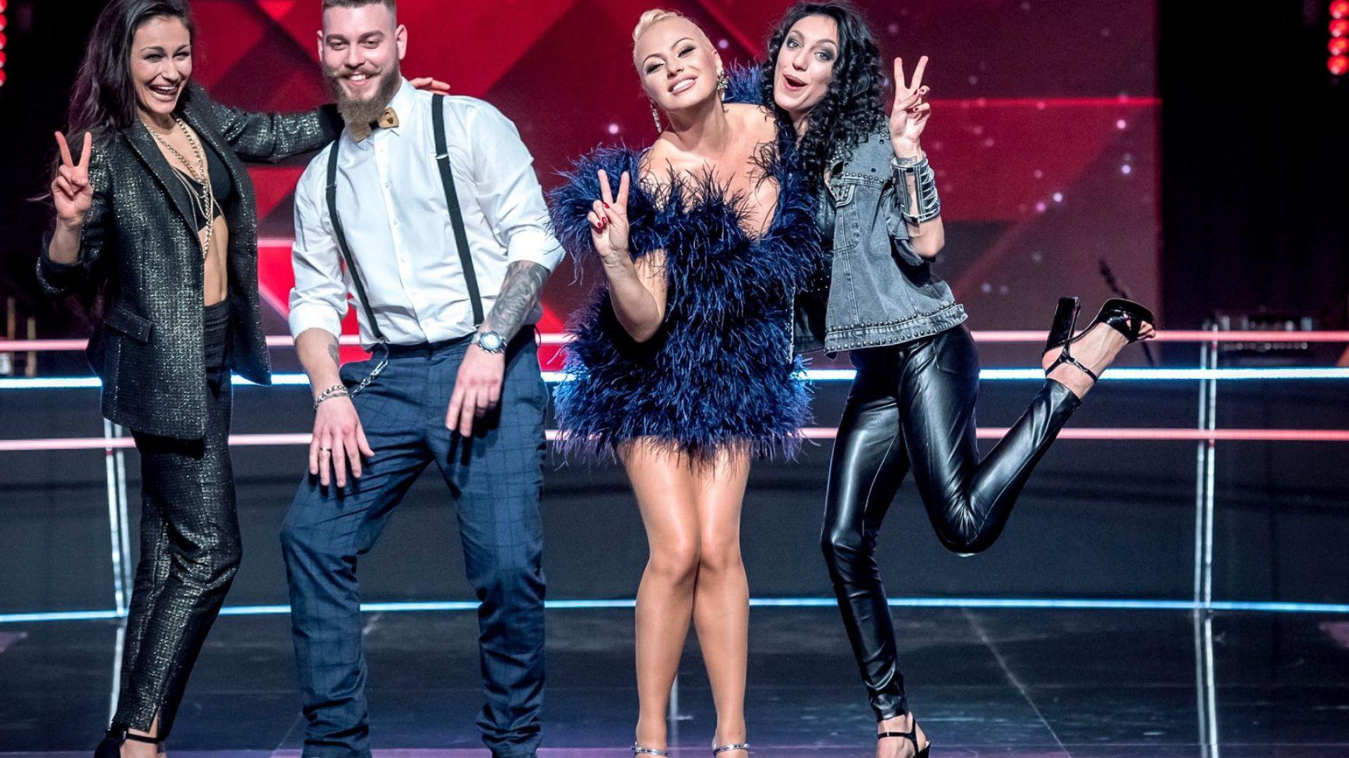 """Вижте първите трима финалисти  в """"Гласът на България"""""""