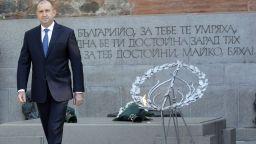 Президентът Румен Радев: Здравната криза може да премине в политическа