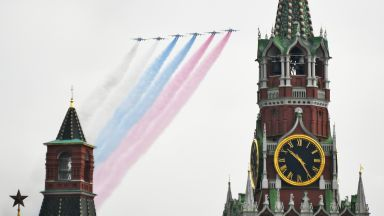Путин нареди отменения парад за Деня на победата да се проведе на 24 юни