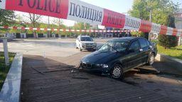 Три обвинения за шофьoра от гонката с полицията в Бургас