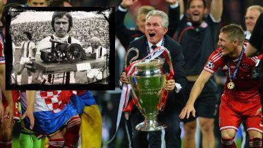 Юп Хайнкес на 75 - как се става шампион в шест футболни десетилетия