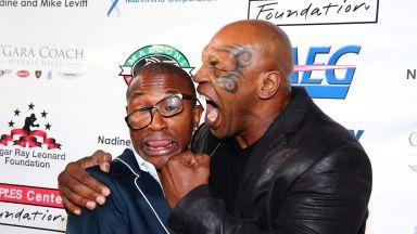 Тайсън: Глобиха ме $3 млн. за отхапаното ухо, аз изкарах двойно повече от него