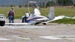 Бизнесменът Ивайло Пенчев оцеля при катастрофа със самолета си (обновена)