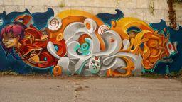 На стената! Виртуална обиколка из уличното изкуство в България
