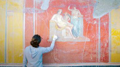 Viasat History възкресява Помпей в сезон от поредици през май
